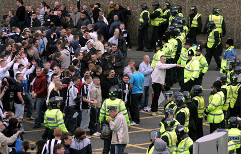 Newcastle Gremlins Hooligans