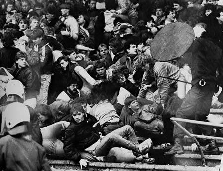 Ajax, Feyenoord, PSV Hooligans