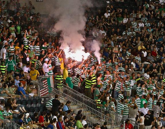 Catholic World News >> Celtic Soccer Crew   Hooligans